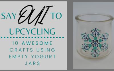 10+ AWESOME Oui Jar Crafts