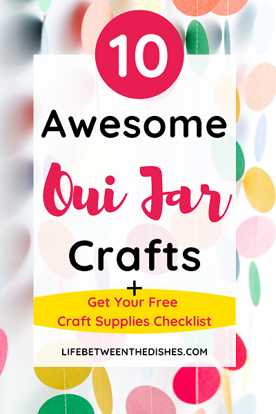 Oui Jar Crafts