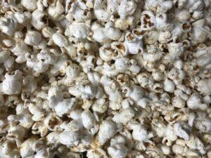 Cajun Seasoned Popcorn