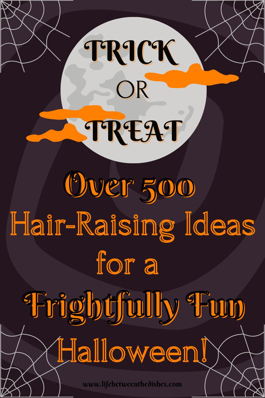 Frightfully Fun Ideas for Halloween