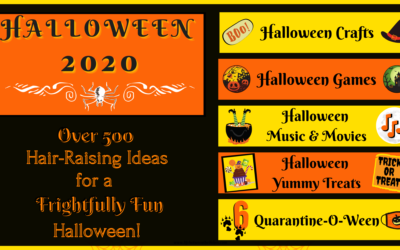 Halloween 2020: Over 500 Games, Snacks, and Fun Ideas!