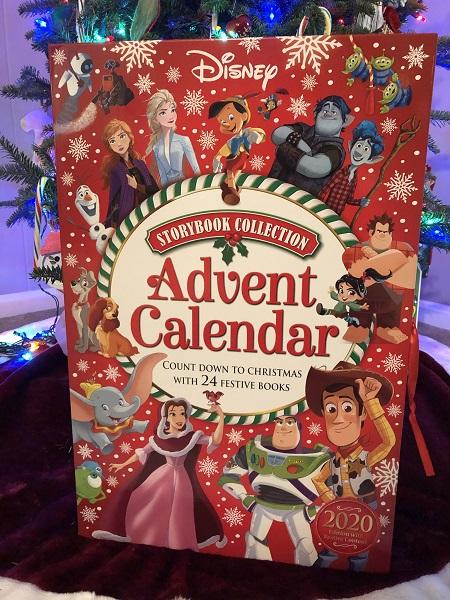 Disney Storybook Collection Advent Calendar 2020