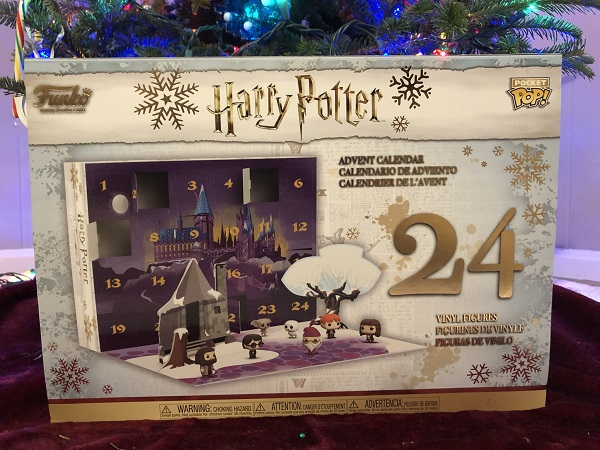 Harry Potter Funko Pop Advent Calendar
