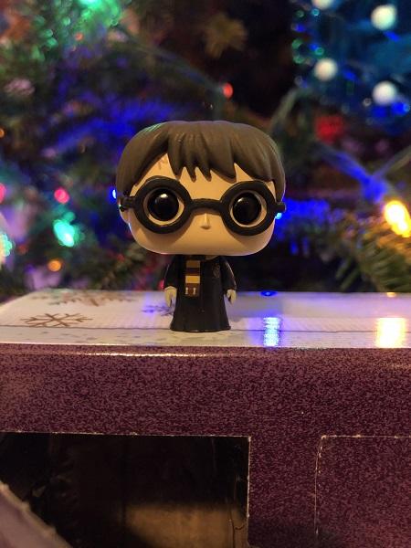 Harry Potter Funko Pop Advent Calendar Harry