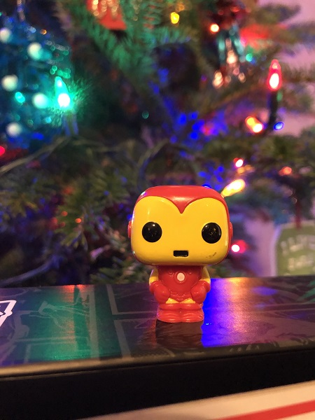 Marvel Funko Pop Advent Calendar Iron Man