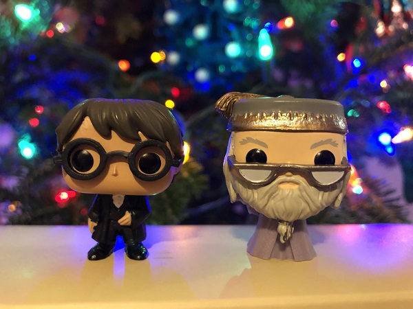 Harry Potter and Dumbledore Funko Pop Advent Calendar