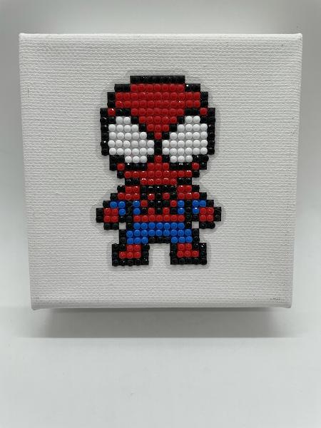 Spiderman Diamond Painting